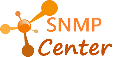 the SNMP center Retina Logo