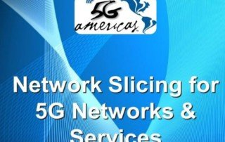 5G Americas Network Slicing