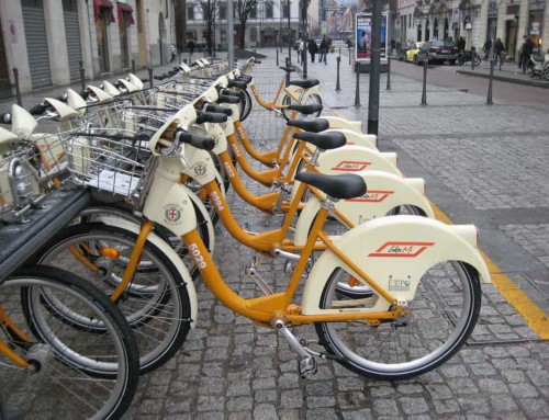 IoT bike sharing service – Ericsson, China Mobile Shanghai & Mobike trial cellular IoT solution