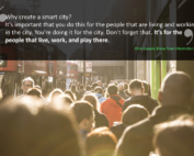 Humanizing smart cities