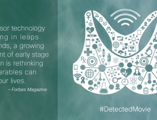 iTBra breast cancer detection. IoT's powerful life- saving potential