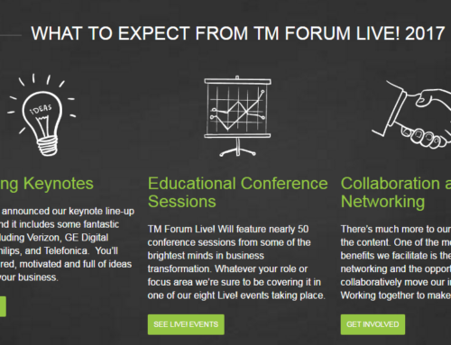 tmforumlive! 2017, May 15-18, Nice France – Day 2 live updates