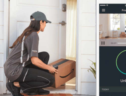 Introducing secure in-home package delivery with IoT and simplifying the smart home