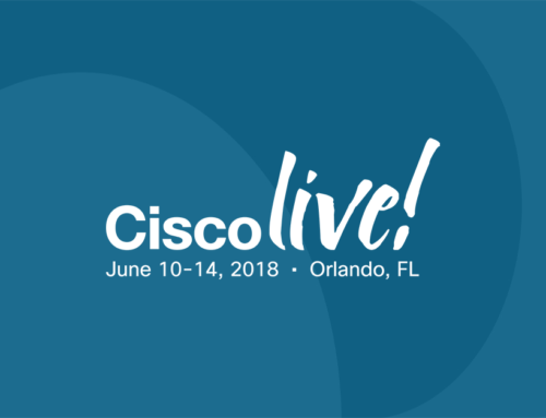 Top 5 takeaways from Cisco Live 2018