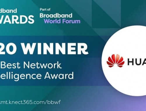 Best Fixed Access Award announced, Huawei AirPON wins at Broadband World Forum 2020